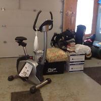 Vente de garage , suite à la vente de notre maison