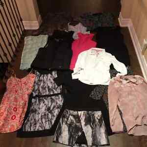 WOMEN'S clothing Lot Size Large assorted clothing Only $10 each