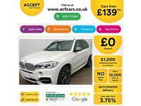BMW X5 M Sport FROM £139 PER WEEK!