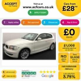 BMW 116 FROM £28 PER WEEK!
