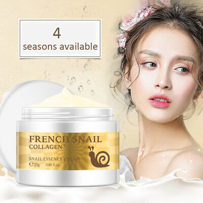 Snail Facial Face Cream Moisturizing Anti Aging Wrinkle Crea
