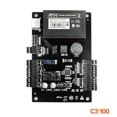 Zksoftware 1 Door 2 Reader Professional Id Ic Access Control Tcpip C3-100