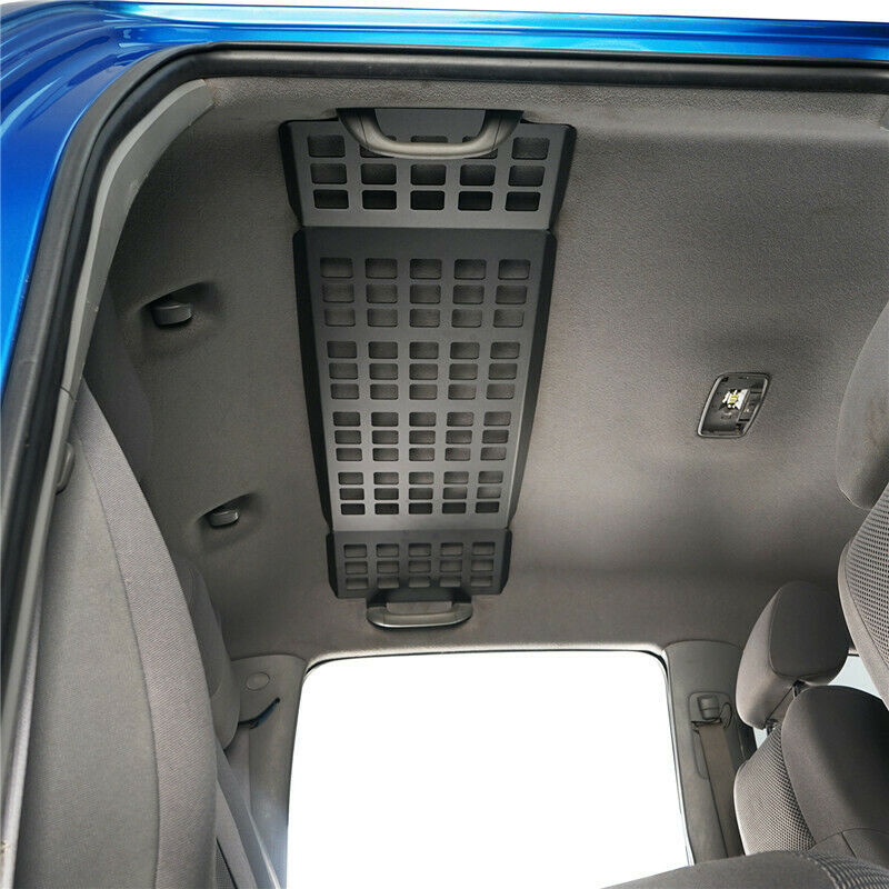 tacoma panel toyota overhead storage molle grid cab 4dr 2nd steel roof double doors ford