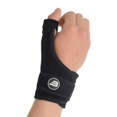 Neoprene Thumb Wrist Splint Medical Support Spica Brace Hand Sprain de quervain