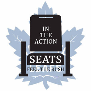 2017-18 TORONTO MAPLE LEAFS TICKETS! ON SALE NOW! PROMO CODE WIN