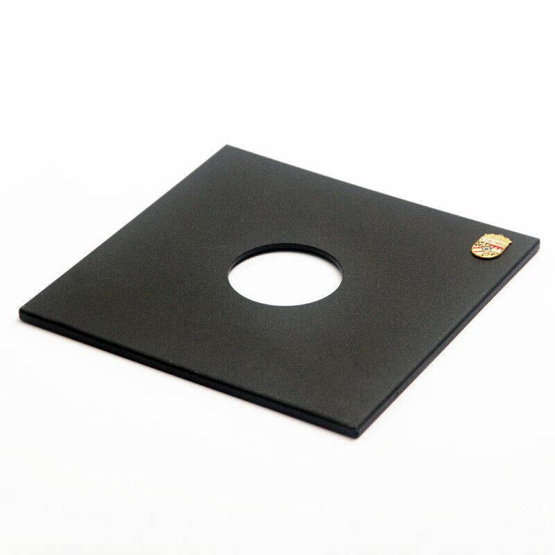 Copal#1 Lens Board 140x140mm For 4x5 Sinar F1 F2 Horseman LD LE L45 View Camera