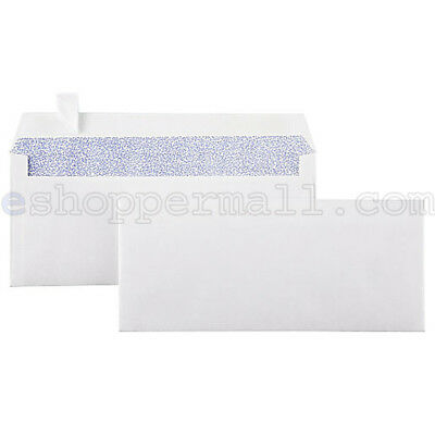 Peel Self-seal White Letter Mailing Long Security Envelopes 4-18 X 9-12