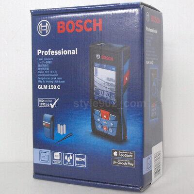 Original Bosch Glm 150 C Professional Laser Measure Distance Meter Glm150c