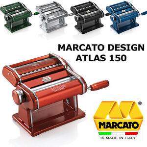 Marcato design atlas 150 macchine macchina per la pasta - Macchina per la pasta fatta in casa ...