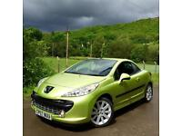 Peugeot 207 CC 1.6 GT (120)**Very Rare Automatic,Stunning Example!**
