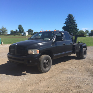 2004 Dodge 3500 D&D Z-Boom Ready To Work Old Fleet Upgrading