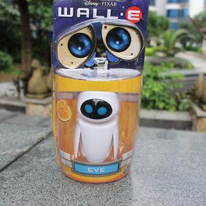 Disney Pixar Wall-E Partner Eee-Vah EVE Mini Action Figure Toy Gift
