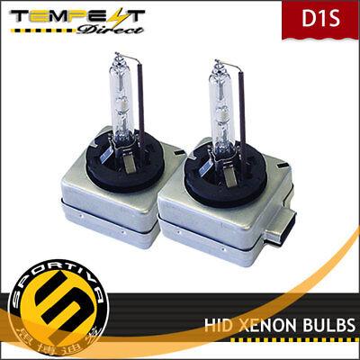 D1S HID Xenon Bulbs Cadillac Escalade ESV EXT Headlight Replacement 2003 to 2014