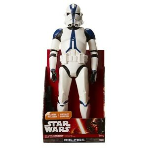 Star wars 501st Legion Clone Trooper 18inch figure