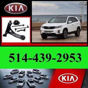 Kia Sorento ► Bras Suspension et Rotules • Control Arms