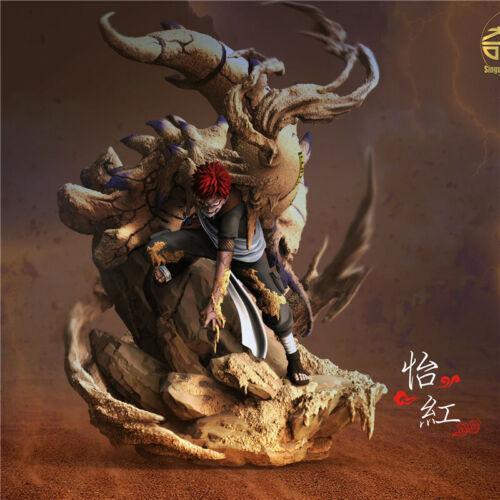 Naruto Gaara Figurine Statue Resin Model GK Collectible Singularity Studio New