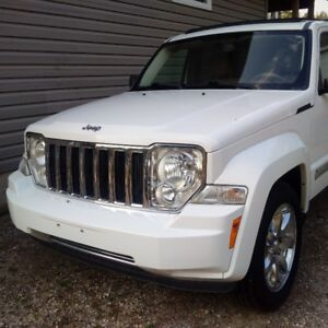 2011 Jeep Liberty Limited Edition SUV, Crossover