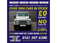 Land Rover 90 Defender 2.2TD 2015MY XS FROM £189 PER WEEK
