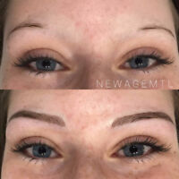 Microblading | Maquillage permanent | Sourcils 3D
