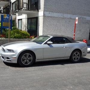 Ford Mustang 2013 Premium Convertible