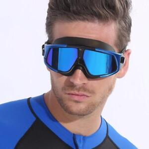 I Need This! COPOZZ Swimming Goggles Comfortable Silicone Large Frame