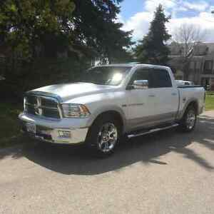 2011 Dodge Power Ram 1500 laramie Pickup Truck Crew Cab