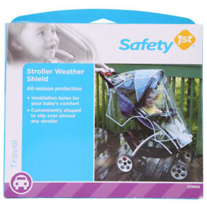 Safety 1st universal baby stroller car seat rain cover umbrella