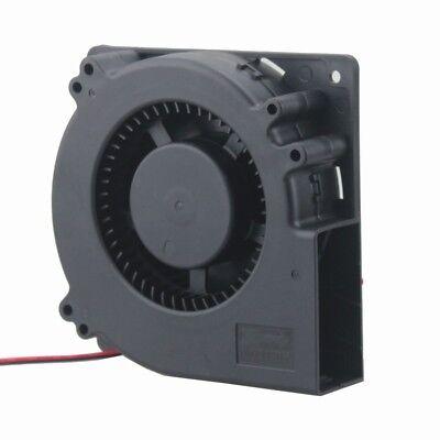 48V Ball Bearing Blower Fan 120mm 32mm 120x32mm Motor Centrifugal Cooling Fan