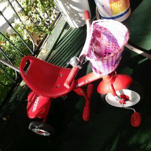 Radio flyer bike for kid. 50$