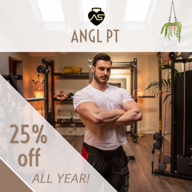 Clapham Personal Trainer - Body Transformation 25% offer expires soon