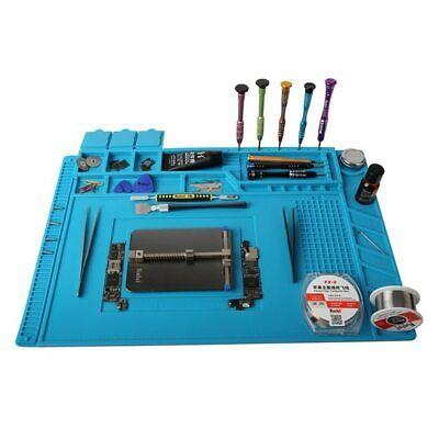 Phone Computer Repair Mat Magnetic Heat-resistant Soldering Iron Pad Mat