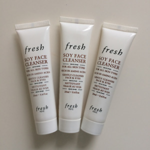 Fresh Soy Face Cleanser 20ml