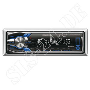 Kenwood KMR-M308BTE Marine Radio Bluetooth iPod iPhone USB Reveiver Boot Yacht