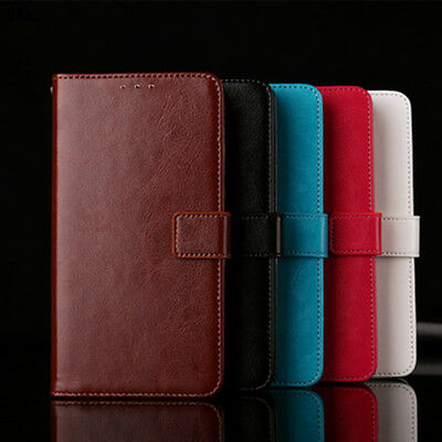 Luxury Classic Leather Flip Wallet Case Cover For Xiaomi Mi A1 A2 F1 8 Lite S2 5 Luxury Wallet Case