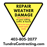 Is your Exterior in need of small repairs? We can help!