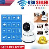 720P Wireless WIFI Pan Tilt Security IP Camera IR Night Home Webcam Baby Monitor