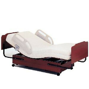 Hospital Bed -electric with remote control