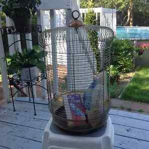 CAGE À OISEAU (bird cage)