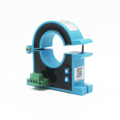 Jxk-7 Hall Current Sensor Split Core Open Loop Ac Dc Current Transducer