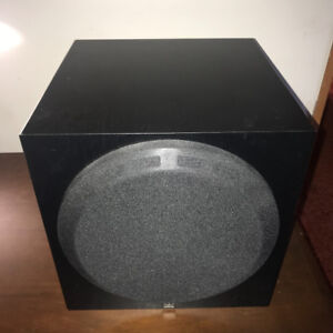 YAMAHA YST-SW012 Speaker SUBWOOFER Tested SOUNDS GREAT Bass Sub