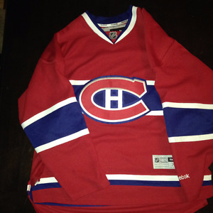XL Montreal Canadiens jersey