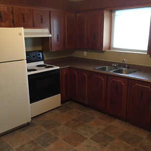Holyrood : 3 bedroom basement apartment for sale or rent