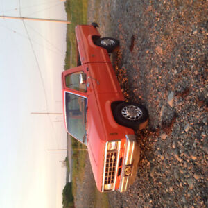 1984 Ford Ranger Project Truck