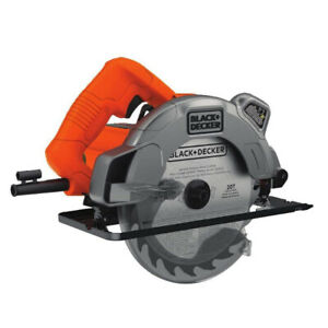B+D 13 Amp Circular Saw with Laser