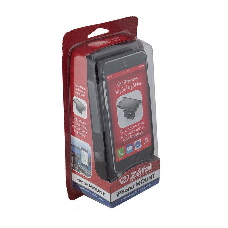 Zefal iPhone Bicycle Handlebar Mount Fits/Models 5c/5s/6/6 Plus New