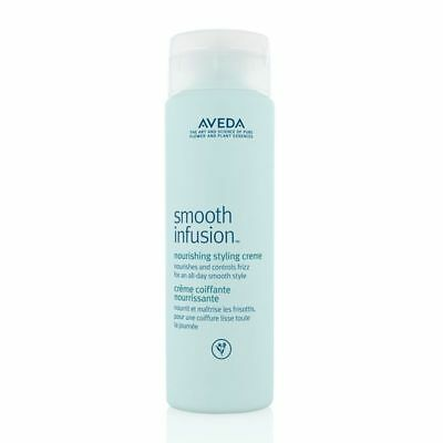 Aveda Smooth Infusion Nourishing Styling Creme Cream Hair 8.5 Oz 250mL AUTHENTIC