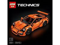 Porsche 911 GT3 RS Lepin 20001 brick Christmas Gift not Lego ORIGINAL BOX