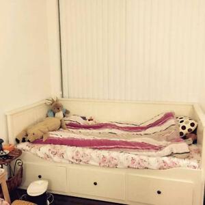 IKEA Single bed + mattress