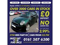 Mini Mini One D Hatchback 1.6 Manual Diesel LOW CAR RATE FINANCE AVAILABLE