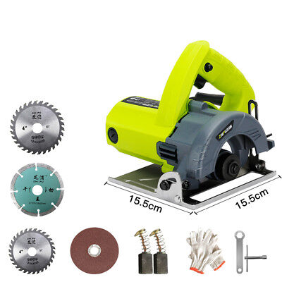 Industrial-grade Electric Metal Wood Stone Tile Cutting Machine 220v 1500w